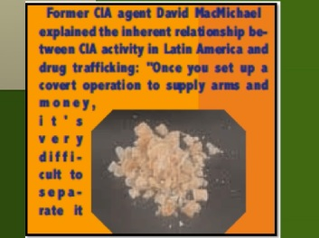 Backers of CIA-led Nicaraguan rebels brought cocaine to poor L.A. neighborhoods in early '80s to help finance war -- and a plague was born.