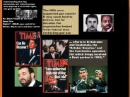 Reagan Iran Contra NRA gun Control