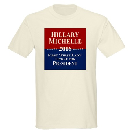 Hillary Clinton / Michelle Obama 2016 T-Shirt