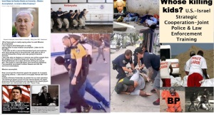 24 I know Whose killing kids? U.S.-Israel Strategic Cooperation-Joint Police & Law Enforcement Training