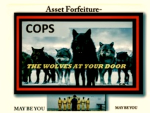 Cop looters prison industry Cops