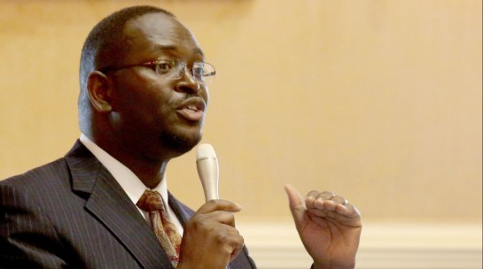 The pastor of Emanuel A.M.E. Church and South Carolina state legislator
