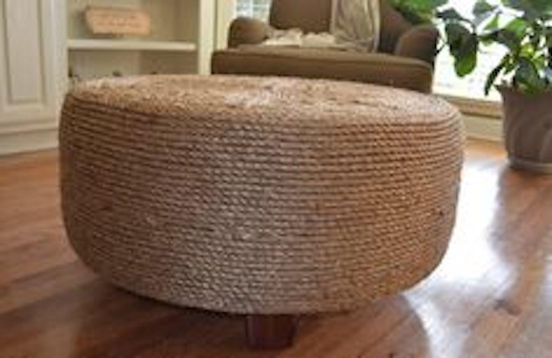 Exceptionnel Hemp Furniture Style