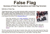 Know YOUR False FLAG ADL neighbourhood and beyond