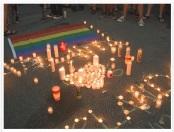 atlanta mourns orlando candles