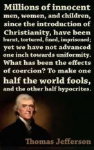 church religion stae thomas jefferson