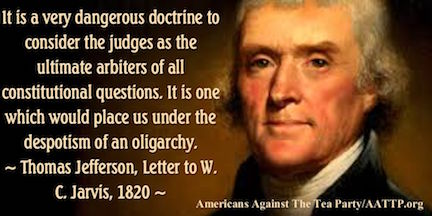 jefferson-On SCOTUS Judges 3