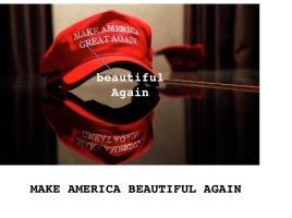 Make America Beautiful Again