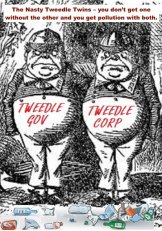 The Nasty Tweedle Twins
