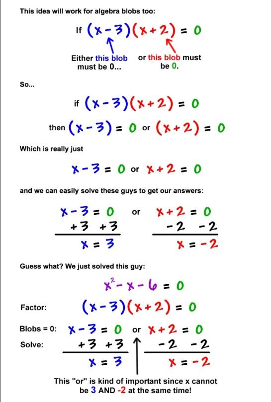 bany algebra factoring baby algebra